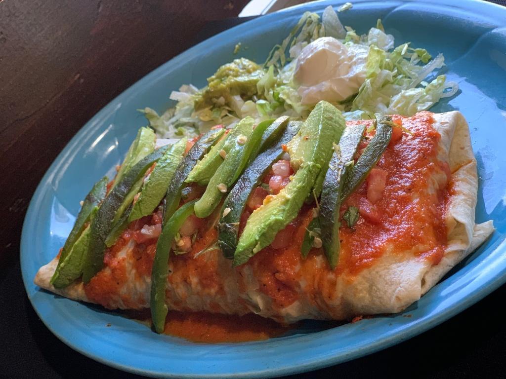El Macho Gordo Burrito