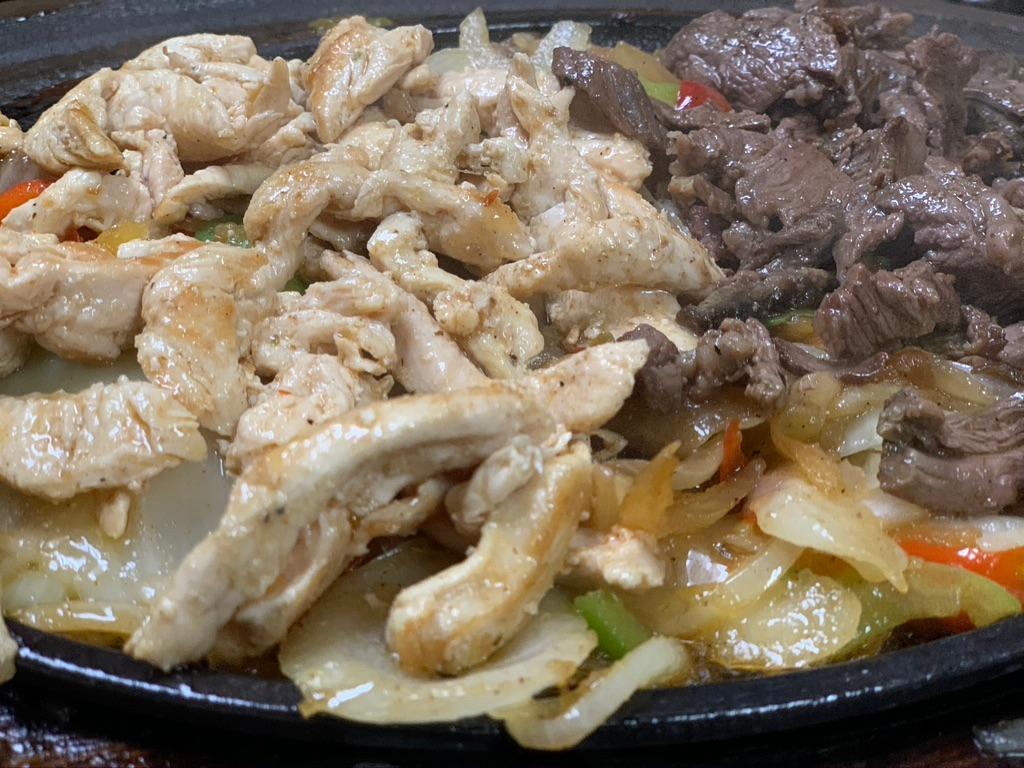 Combo (Chicken & Steak) Single