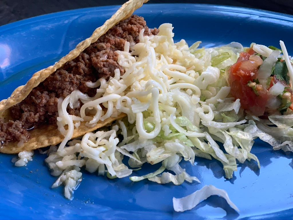 Beef or Chicken Tacos