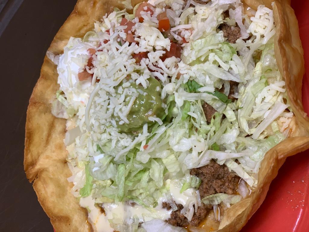Dos Amigos Taco Salad