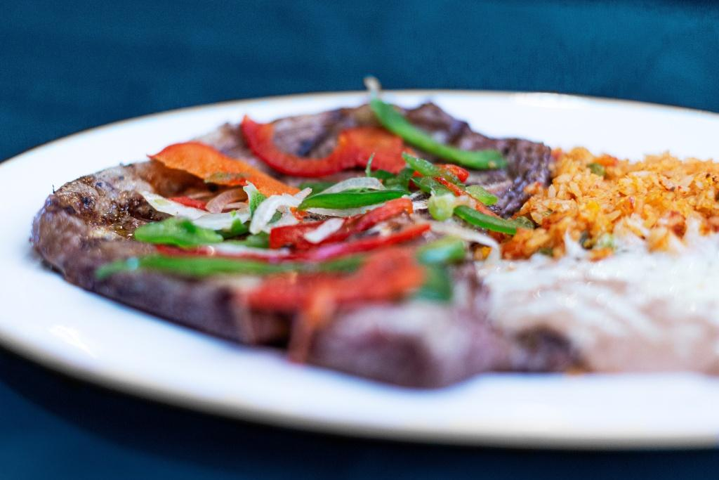 Image for Steak Mexicano.