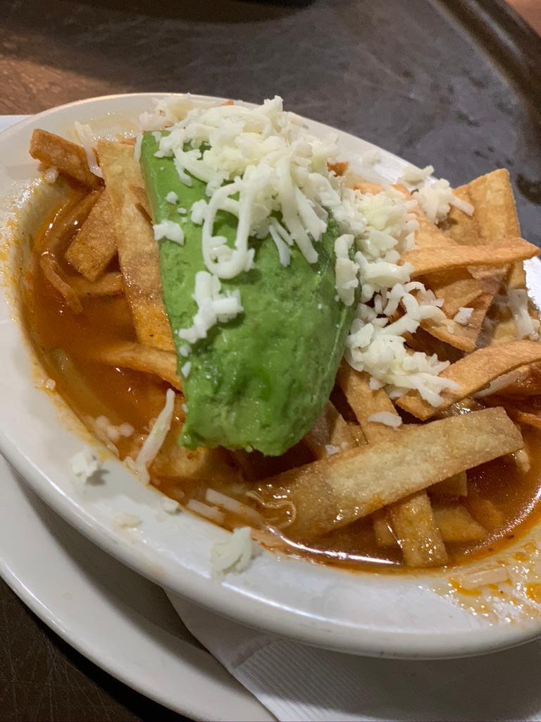 Tortilla Soup - Bowl