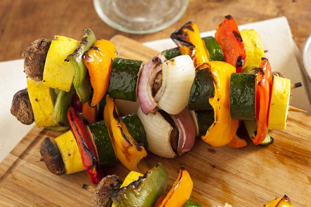 Tandoori Veggies (Hot & New!)