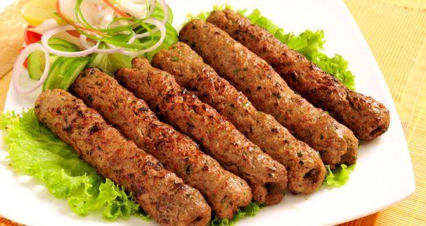 Lamb Seekh Kebab (Hot & New!)