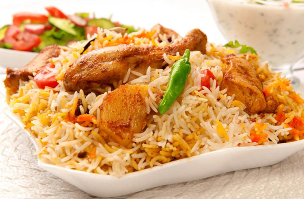 Image for Chicken Biryani.