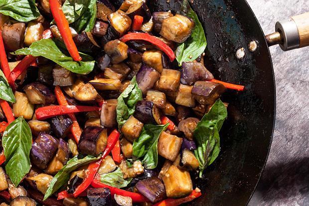 Tamarind Eggplant