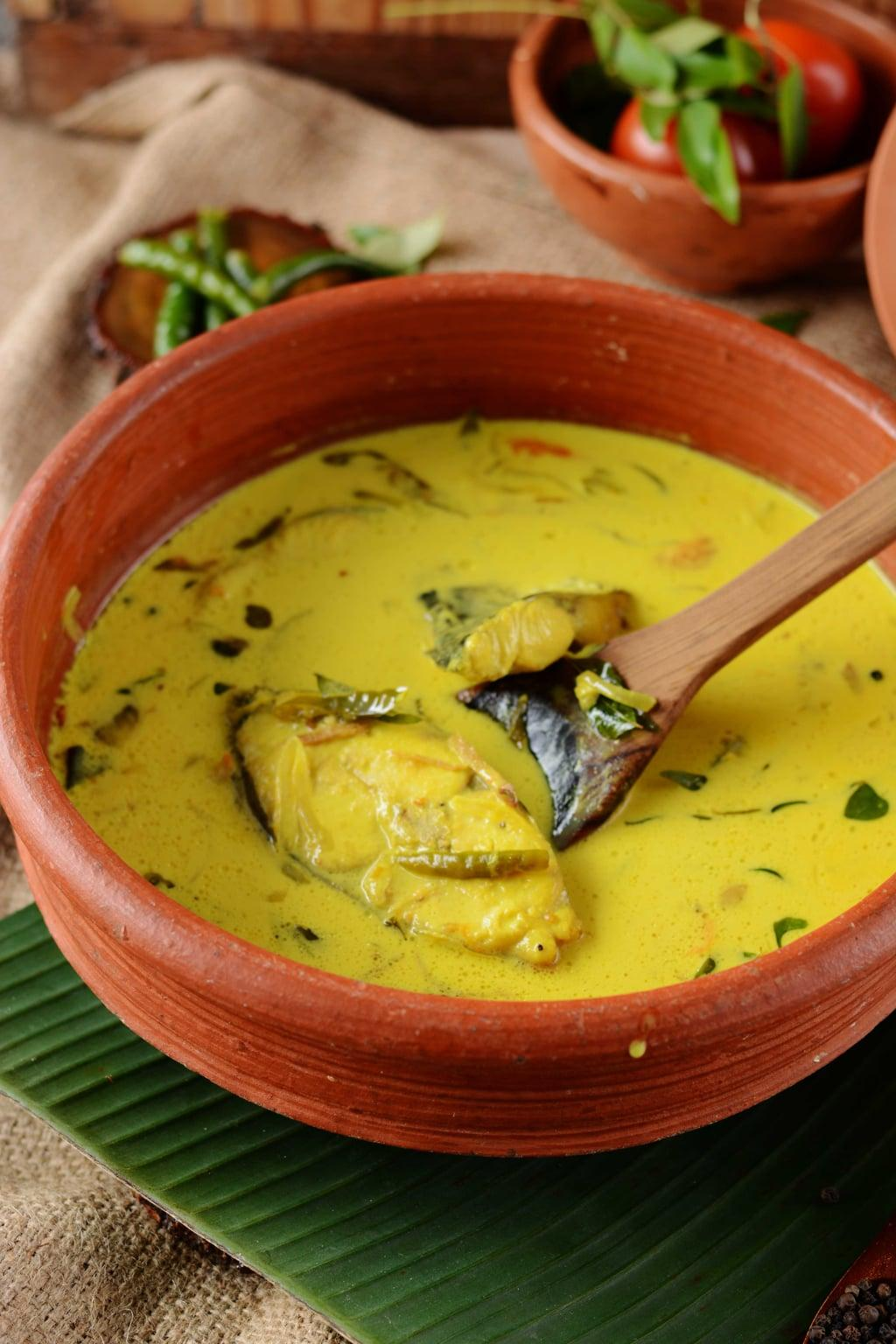 Fish Moilee (Hot & New)