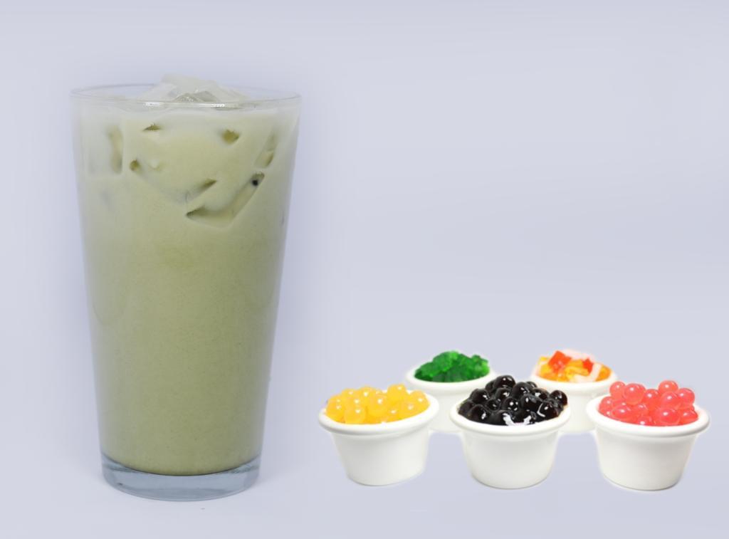Image for Matcha Milk Tea.