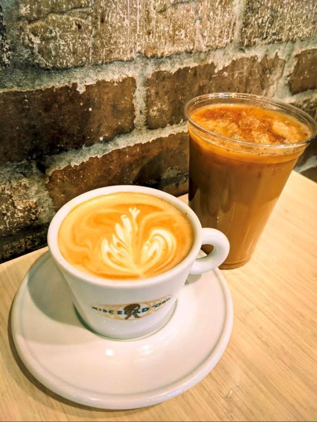 Latte (Hot or Iced)