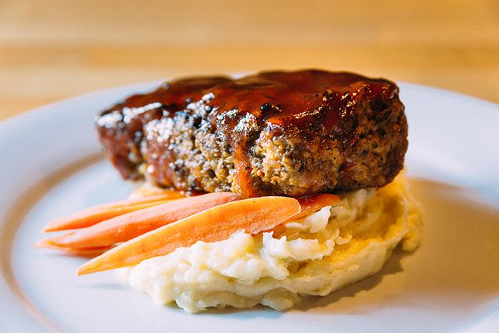 Thirty-Eight Meatloaf
