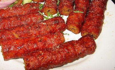 Dhaba's Noorani Kebab