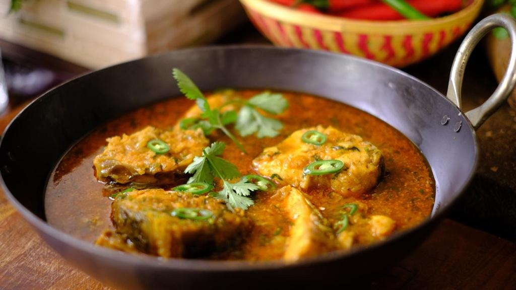 Dhaba's Fish Curry