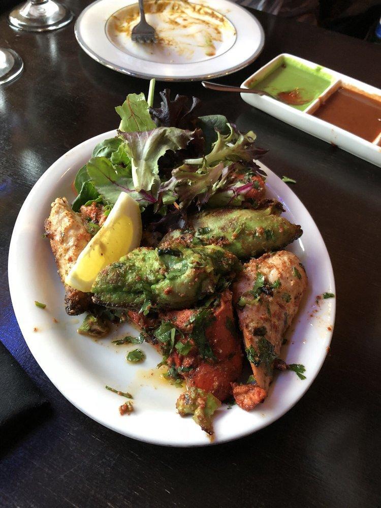 Assorted Chicken Kebabs
