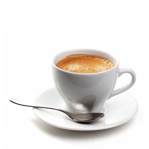 Cortadito. ( Double Shot Of Espresso Cut With Coconut  Milk Foam)