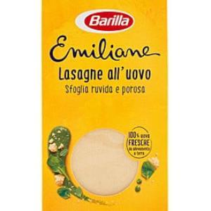 Barilla Lasagne Sheets 500g