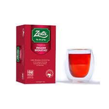 Zesta Premium English Breakfast 20 tea Bags