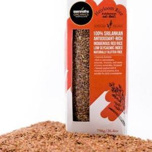 Saaraketha Organics Kaluheenati Rice 750g