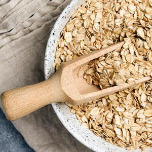 Toasted Rolled Oats 510g by Dips & Spreads