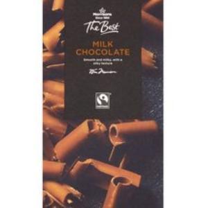 Morrisons Swiss Milk Chocolate