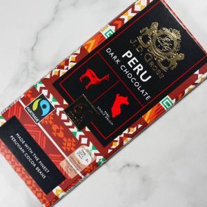 J . D Gross Peru Dark Chocolate 60% Cocoa