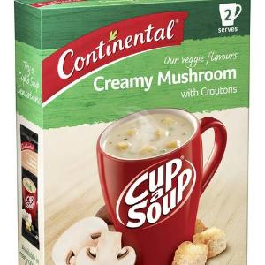 Creamy Mushroom with Croutons Cup a Soup 50g