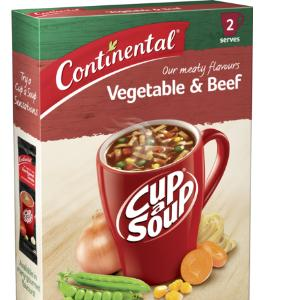 Vegetable & Beef Cup a Soup 65g