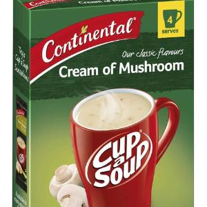 Cream of Mushroom Soup Cup a Soup 70g
