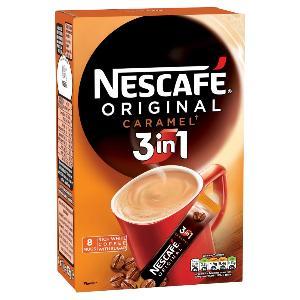 Nescafe Caramel 3 in 1