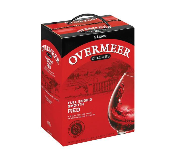Overmeer cellars 5L  red wine