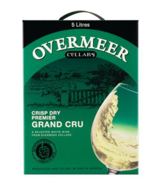Overmeer cellars 5L  white wine