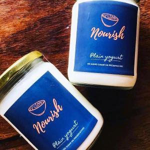 Nourish Plain Yoghurt 500g