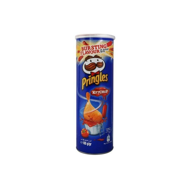 Image for Pringles Ketchup 165g.