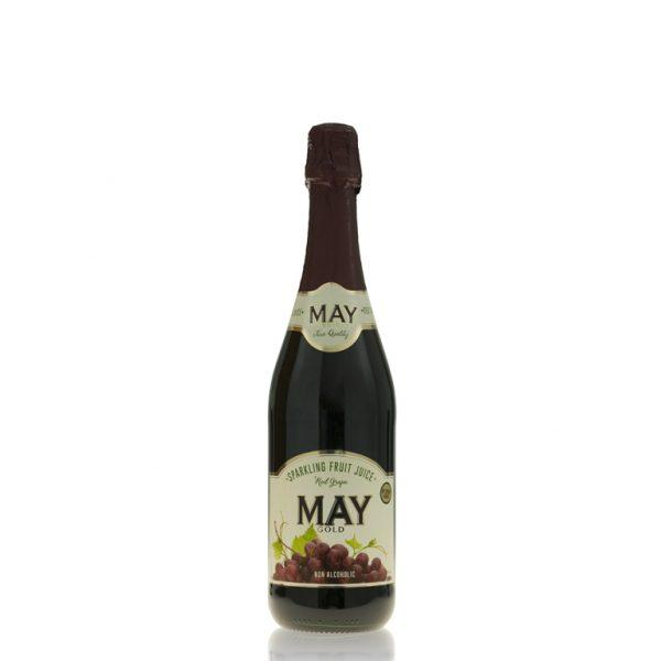 May Sparkling red grape 750ml