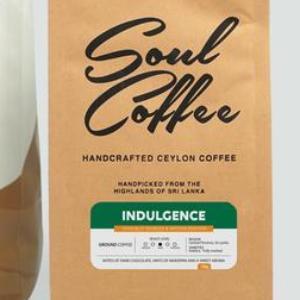 Indulgence Beans Coffee Dark Roast 100 % by Soul Coffee (200 gms)