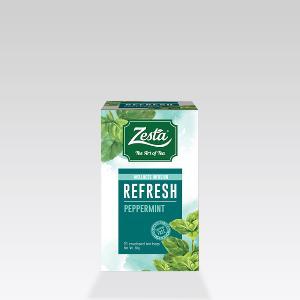 Zesta Wellness Infusion Refresh 20 Tea Bags
