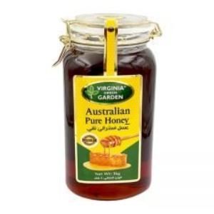 Virginia Green Garden Australian Pure Honey 500g