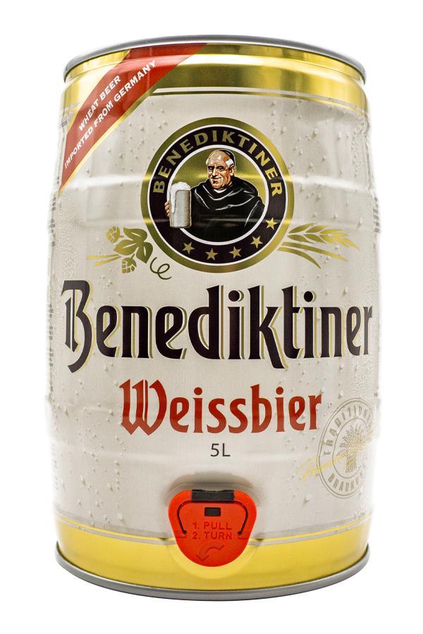 Benediktiner Weissbier 5L Keg