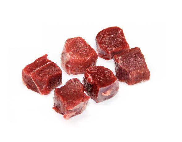Boneless Mutton Cubes 500g