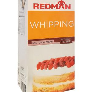 Redman Non-Dairy Whipping Cream 1 ltr