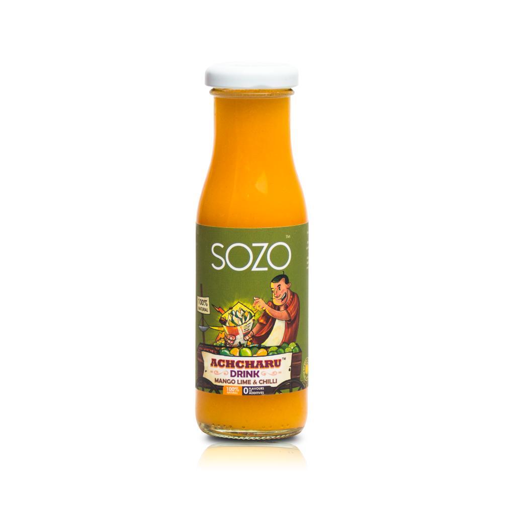Sozo Achcharu Drink 200ml