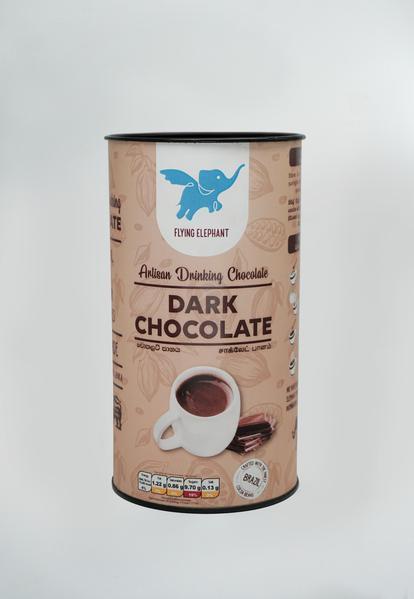 Flying Elephant Dark Hot Chocolate Mix 200g