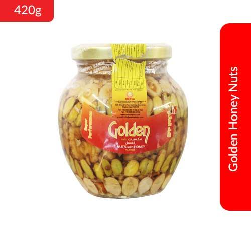 Golden -  Nuts with honey 420g