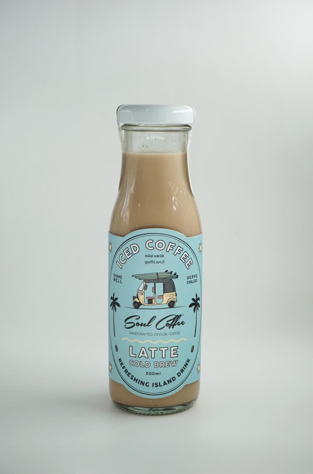 Soul Coffee Latte Iced Coffee 200ml