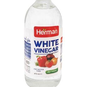 Herman White Vinegar 473 ml