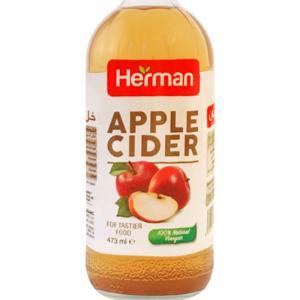 Herman Apple Cider Natural Vinegar 473ml