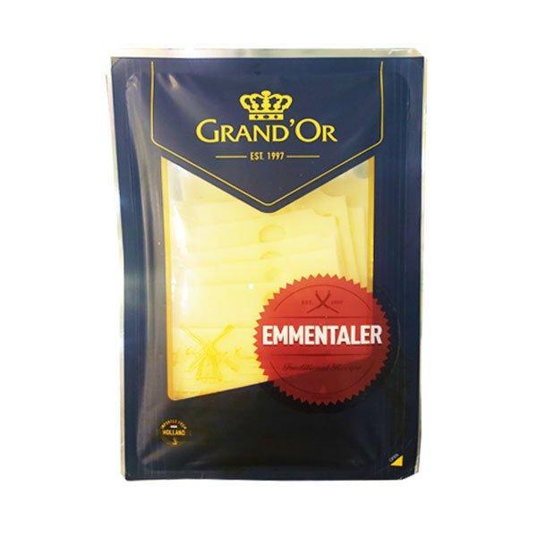 Grand' Or Emmentaler slices 160g