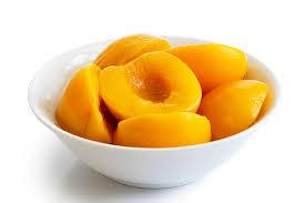 Canned Peaches 820g