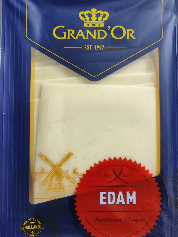 Grand' OR Edam Slices 160g