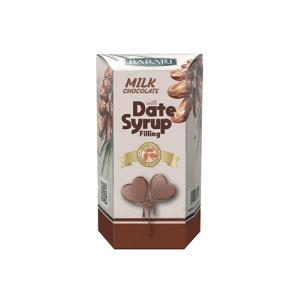 Barari Milk Chocolate with Date Syrup 120g