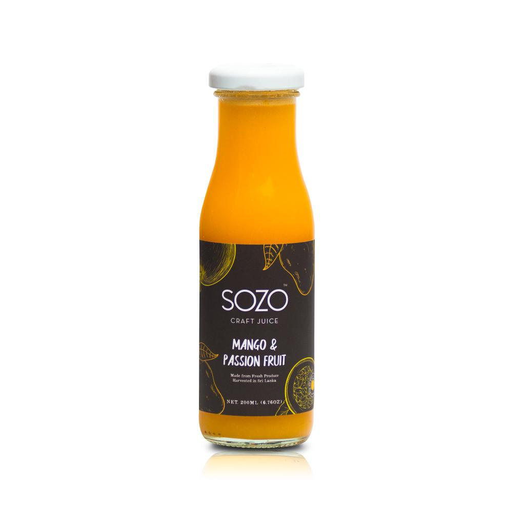 Sozo Mango and Passion